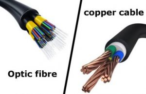 مزایای فیبر نوری- شرکت پارسیان فیبر ارتباط