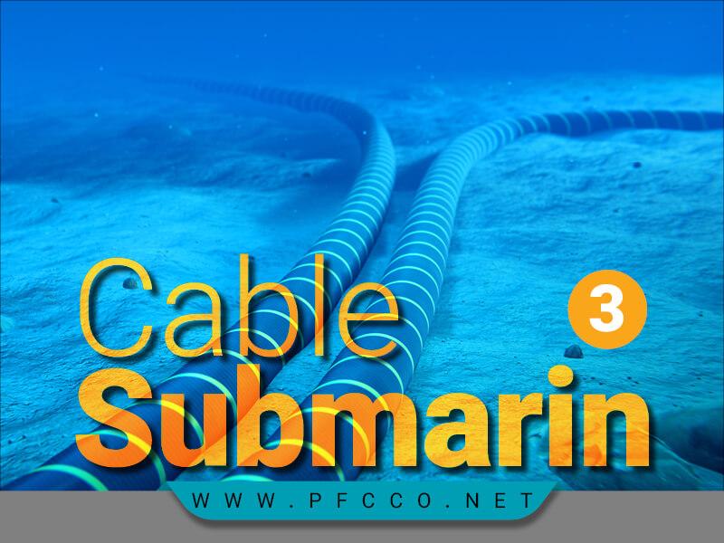 کابلهای زیر دریایی