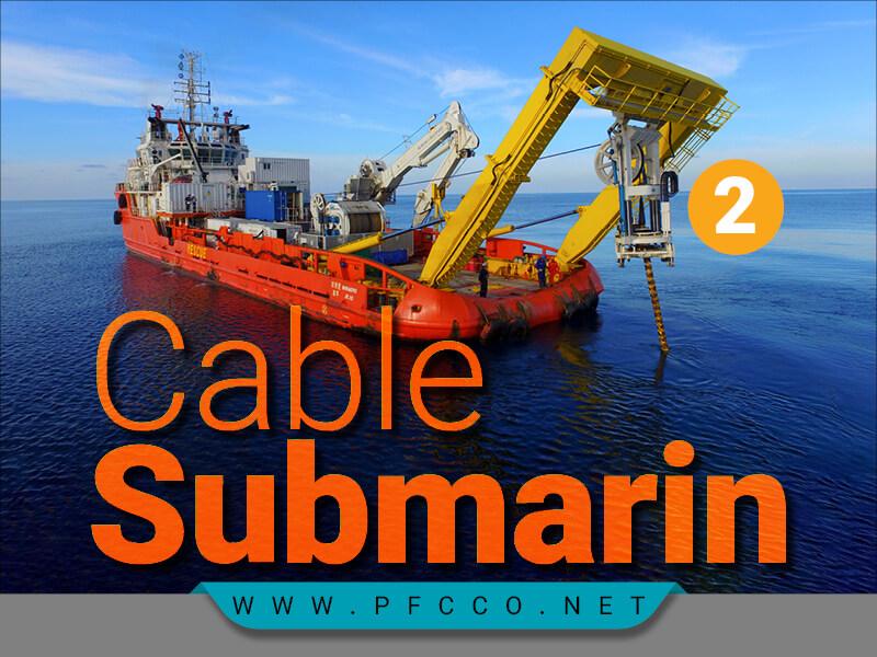 کابل های زیر دریایی اینترنت