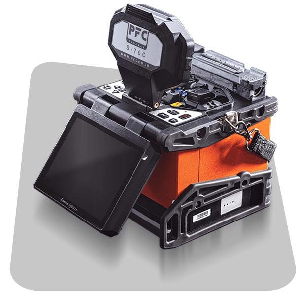 FIBER OPTIC FUSION SPLICER T-207