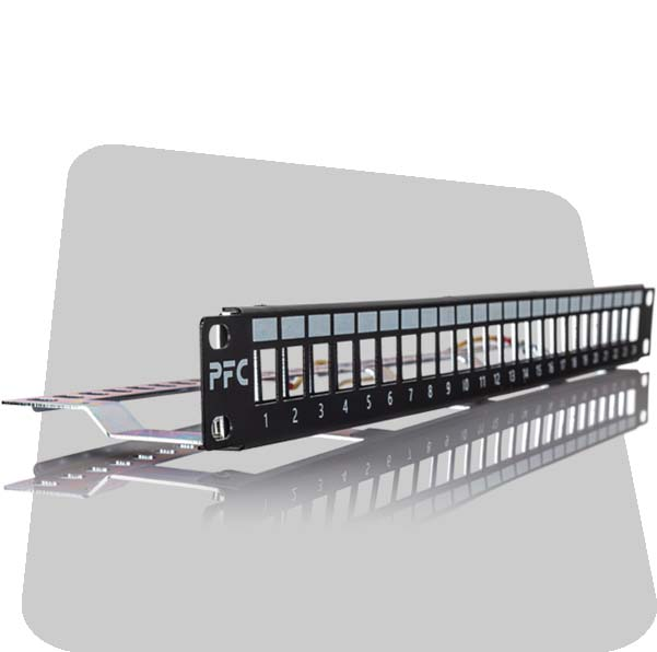 PATCH PANEL CAT6A