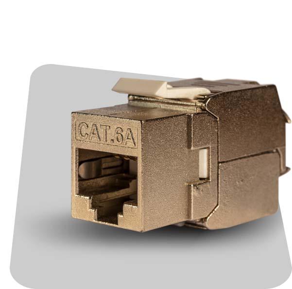 KEYSTONE CAT6A SFTP