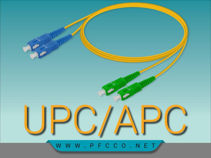 تفاوت کانکتورهای PC، UPC و یا APC