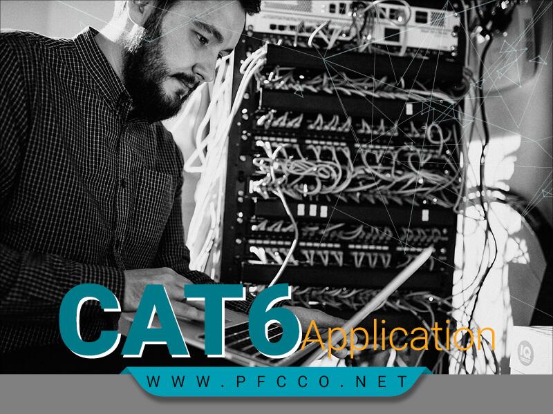 کابل CAT6 و کاربرد آن