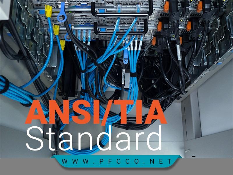 استاندارد ANSITIA 568 C.2