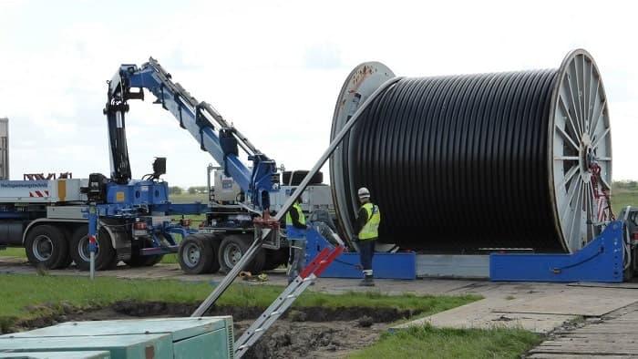 استاندارد کابل کشی زمینی فشار