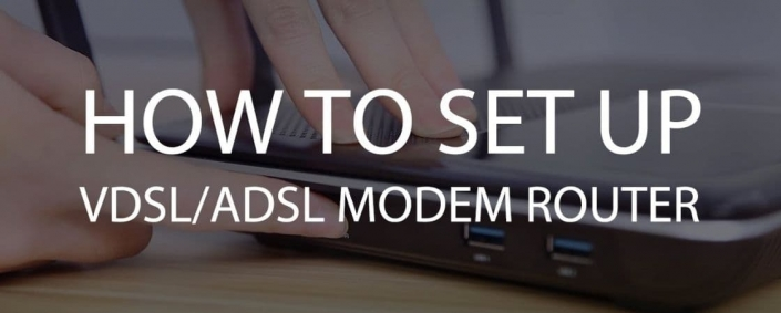 آموزش ورود به تنظیمات مودم ADSL