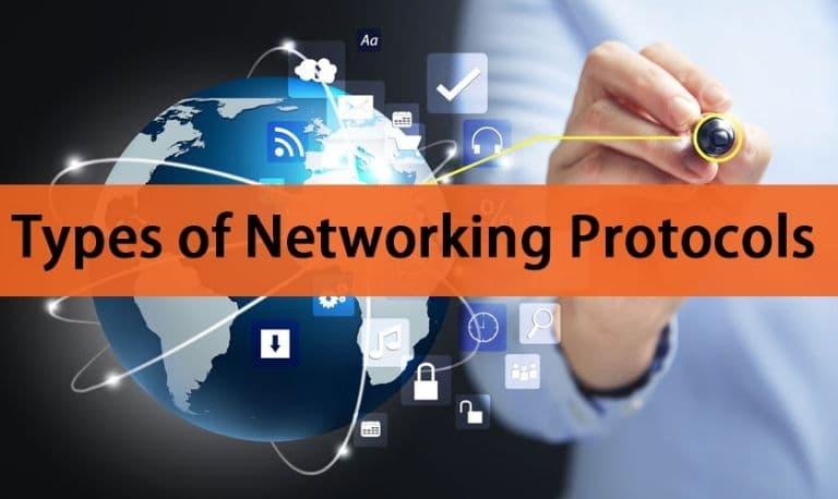 انواع پروتکل های شبکه و کارآیی آن ها چیست؟