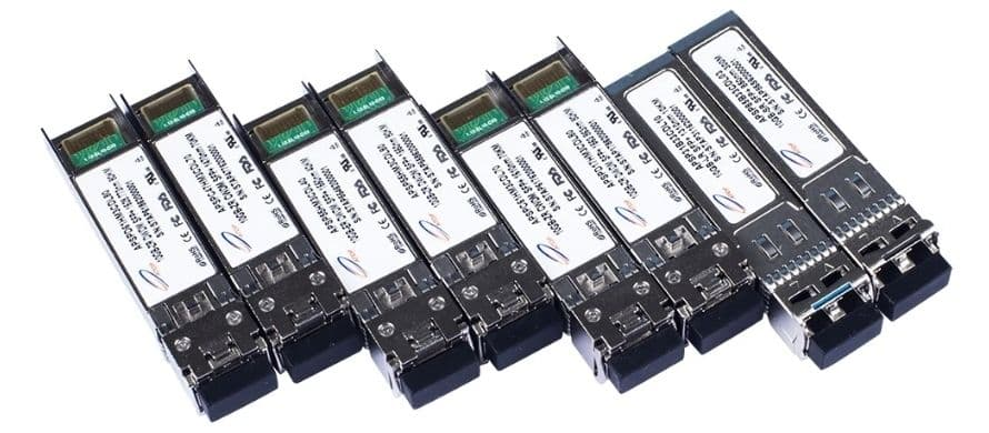 نوع دوم: ۱۰ Gbit/s SFP+
