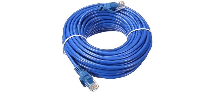 انواع برندهای تولید کننده کابل شبکه cat5e